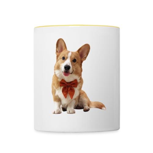 Bowtie Topi - Contrasting Mug