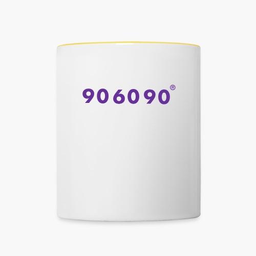 906090 - Tasse zweifarbig