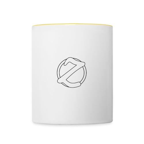 Zachs Error Logo - Contrasting Mug