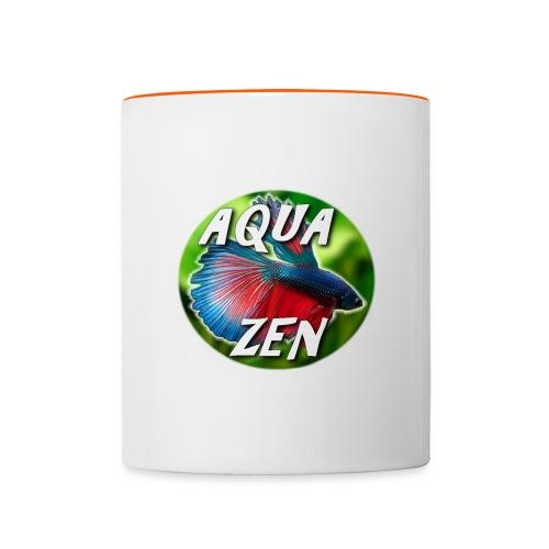 Aqua Zen - Mug contrasté