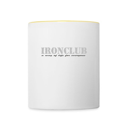 IRONCLUB - a way of life for everyone - Tofarget kopp