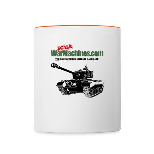 M26 U.S. Army Battle Tank - Contrasting Mug