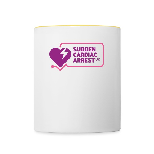 SCA UK Purple Logo - Contrasting Mug