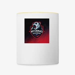 Ryzing Gaming e.V. v2 - Tasse zweifarbig