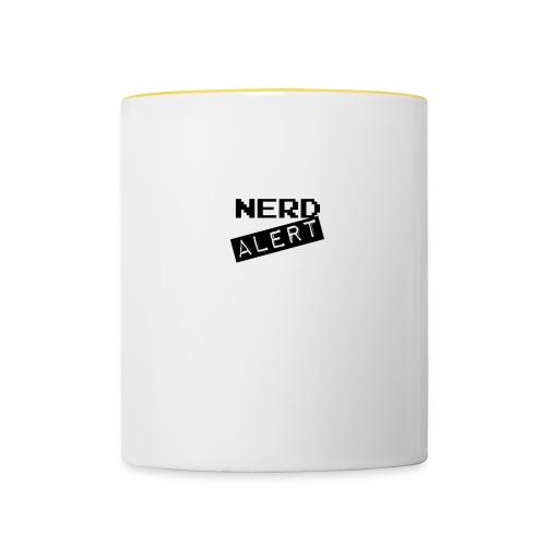Nerd alert - Tofarget kopp
