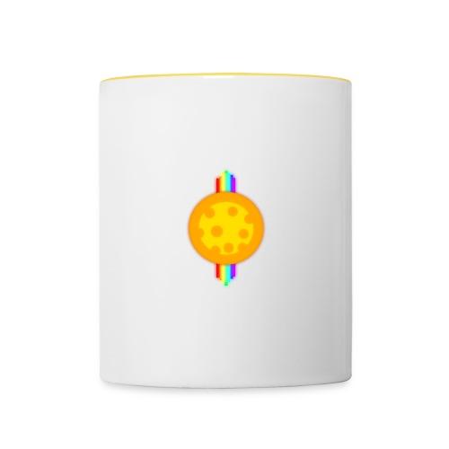 Rainbow Cheese - Contrasting Mug