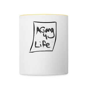 Dopest Merch Design In the Game - Contrasting Mug