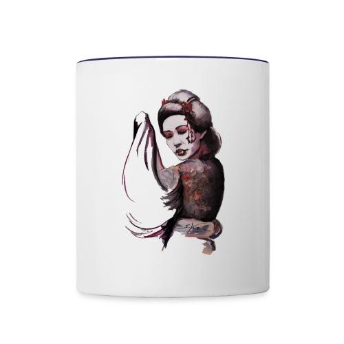 Geisha - Mug contrasté
