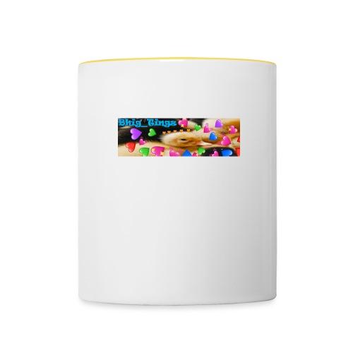 Ducz King - Contrasting Mug