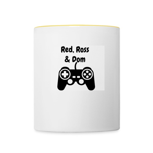 Red, Ross & Dom Accessories - Contrasting Mug