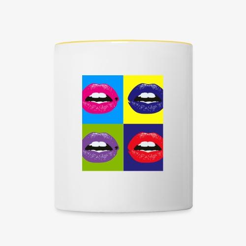 Colors - Tazze bicolor