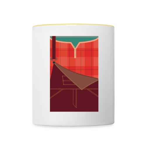 Wreck Ralph - Contrasting Mug