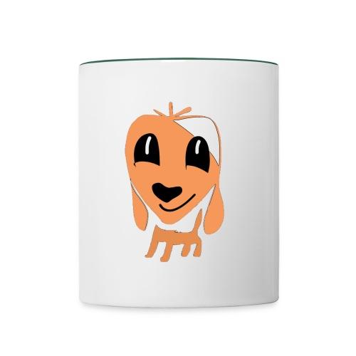 Hundefreund - Contrasting Mug