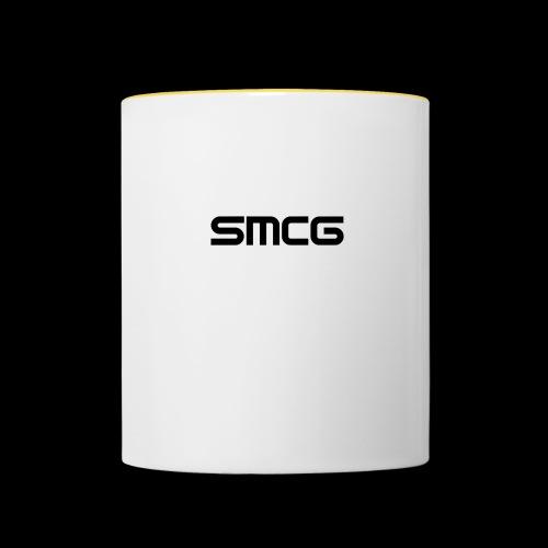 Das SMCG wihte Pack - Tasse zweifarbig