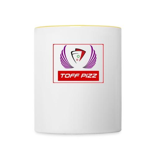 toffpizz - Mug contrasté
