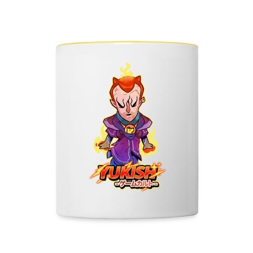 Yuki - Mug contrasté
