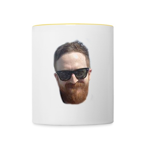 Roger - Contrasting Mug