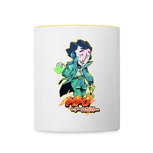 Pipo - Mug contrasté