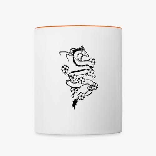 dragon - Mug contrasté