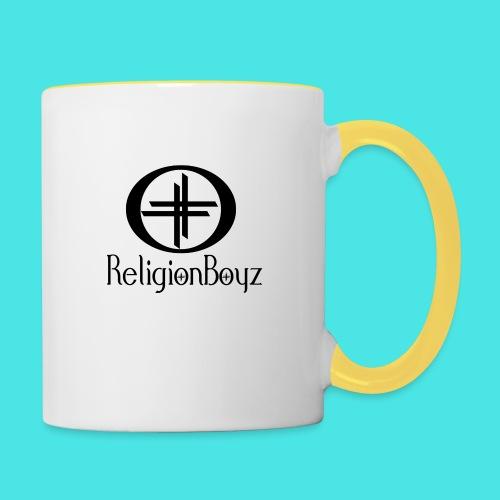 ReligionBoyz Teenager T - Contrasting Mug