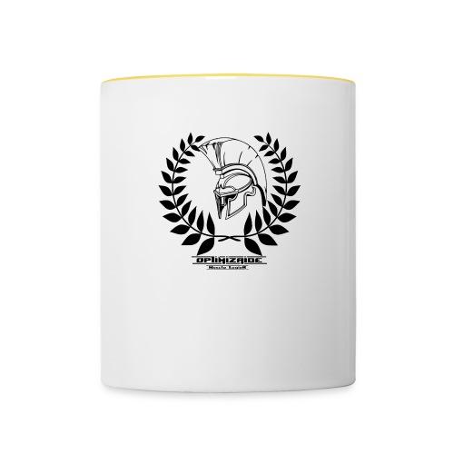OPTZ casqueromains - Mug contrasté