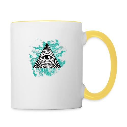 NortHD Logo - Contrasting Mug