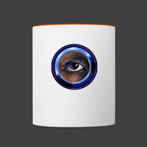 I'm Watching You - Contrasting Mug