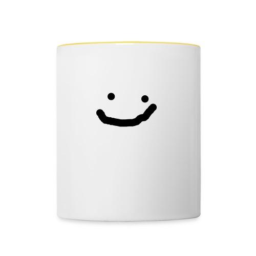 SPECIAL FACE! - Contrasting Mug