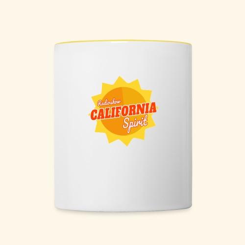 California Spirit Radioshow - Mug contrasté