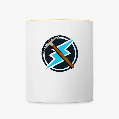 Electroneum - Basic - Mug contrasté