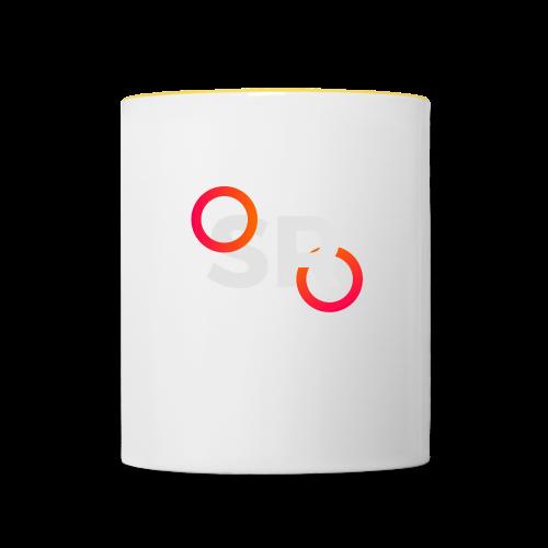 Simulator Radio - Contrasting Mug