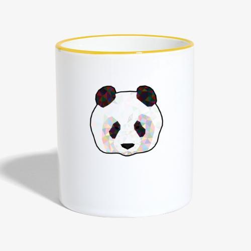 Panda - Mug contrasté