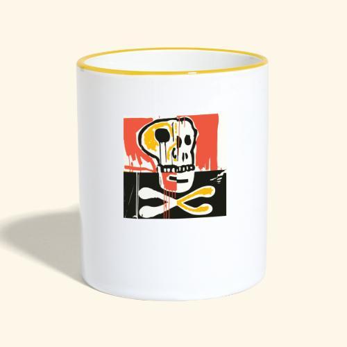 Memento - Mug contrasté