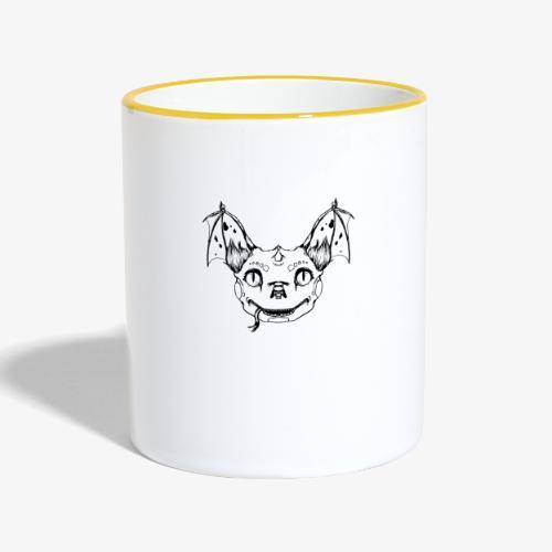 Little monster - Mug contrasté