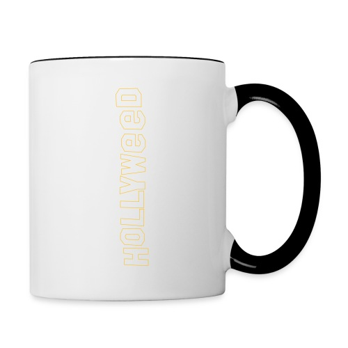 Hollyweed shirt - Mug contrasté