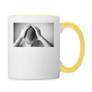 Because I am different - Taza en dos colores