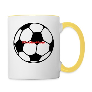 Prospers Productions - Contrasting Mug