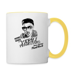 THE_MERRY_PRANKSTERS_STANDARD_scuro - Contrasting Mug