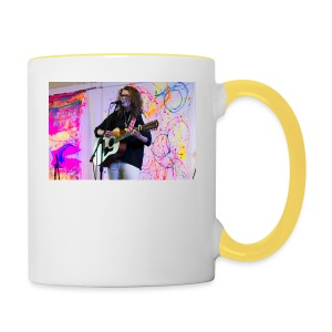 Leah Haworth Performing (Official Merchandise) - Contrasting Mug