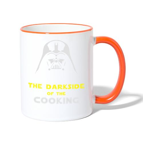 The darkside of the cooking - Mug contrasté