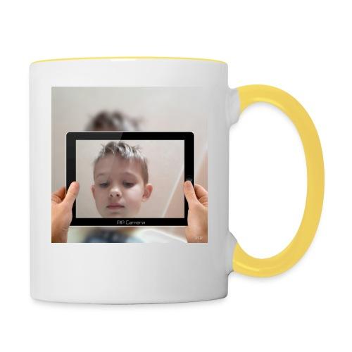 Aš planctej(҂-̀_-́) - Contrasting Mug