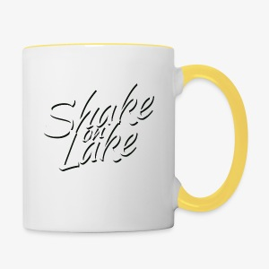 Shake on Lake 2017 - Tasse zweifarbig