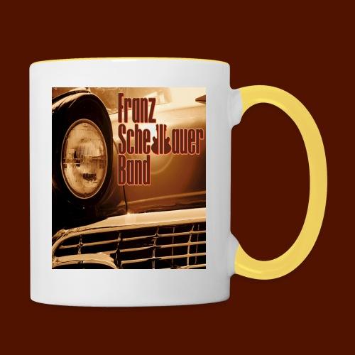 FSB car logo - Contrasting Mug