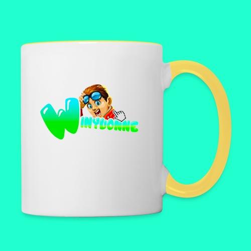 Character ^^ - Contrasting Mug