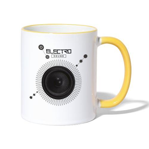 Electro Sound - Tazze bicolor