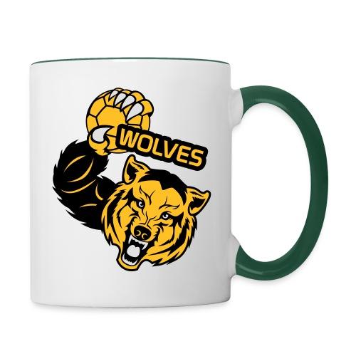 Wolves Handball - Mug contrasté