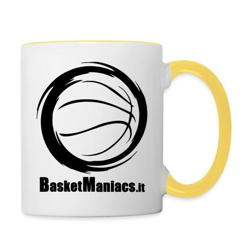 Basket Maniacs - Tazze bicolor