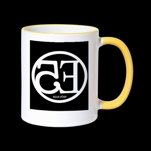 Egon2 - Tvåfärgad mugg