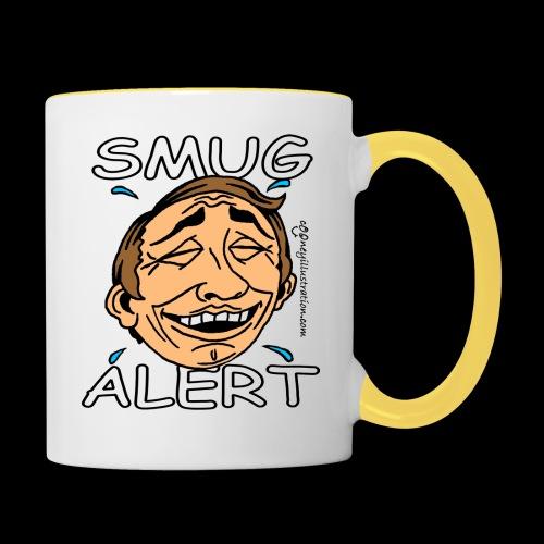 Smug Stan - Contrasting Mug