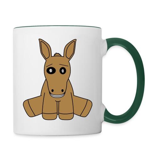 horse - Tazze bicolor